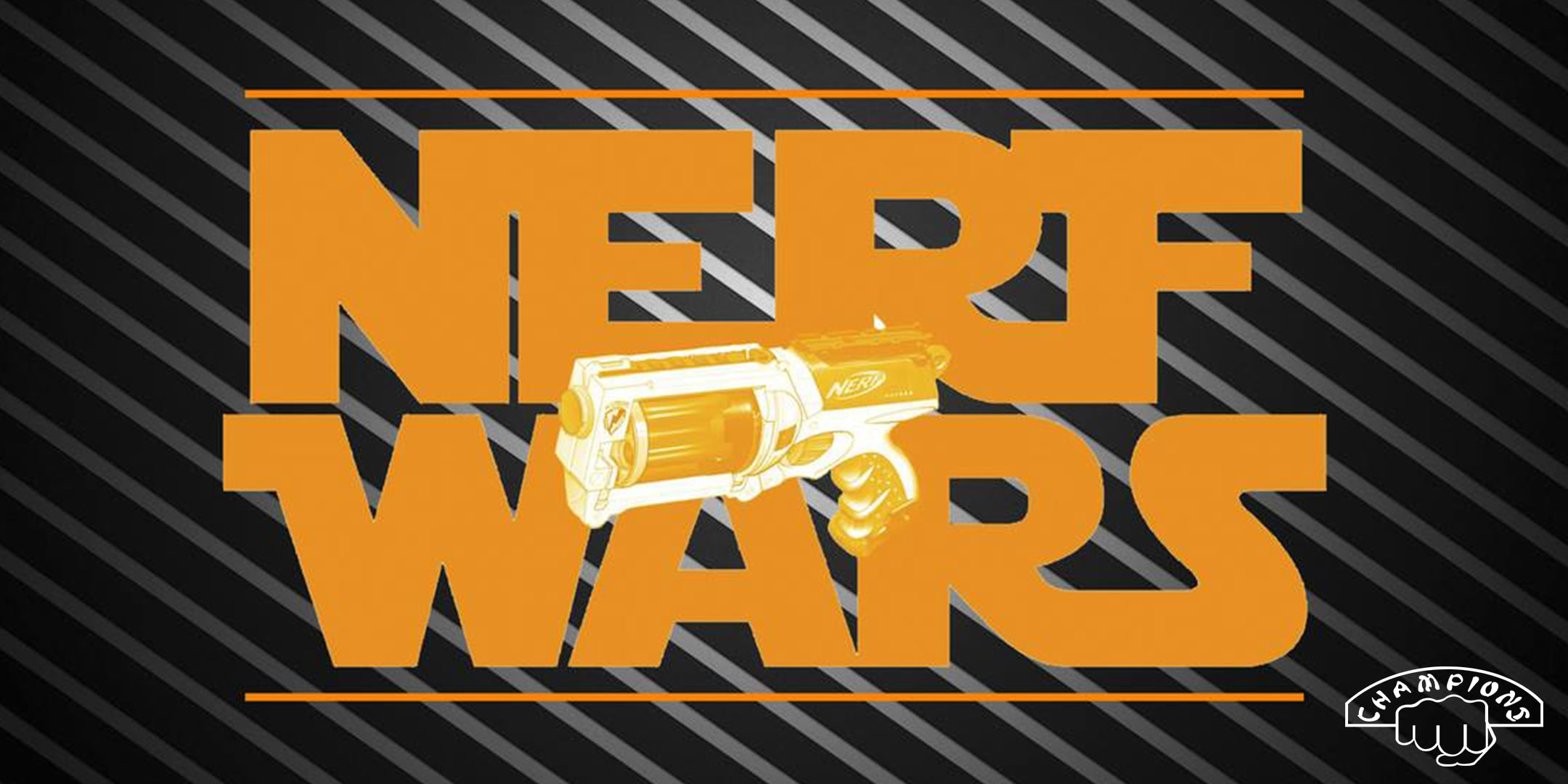 Nerf Night in Sewell - Champions Martial Arts
