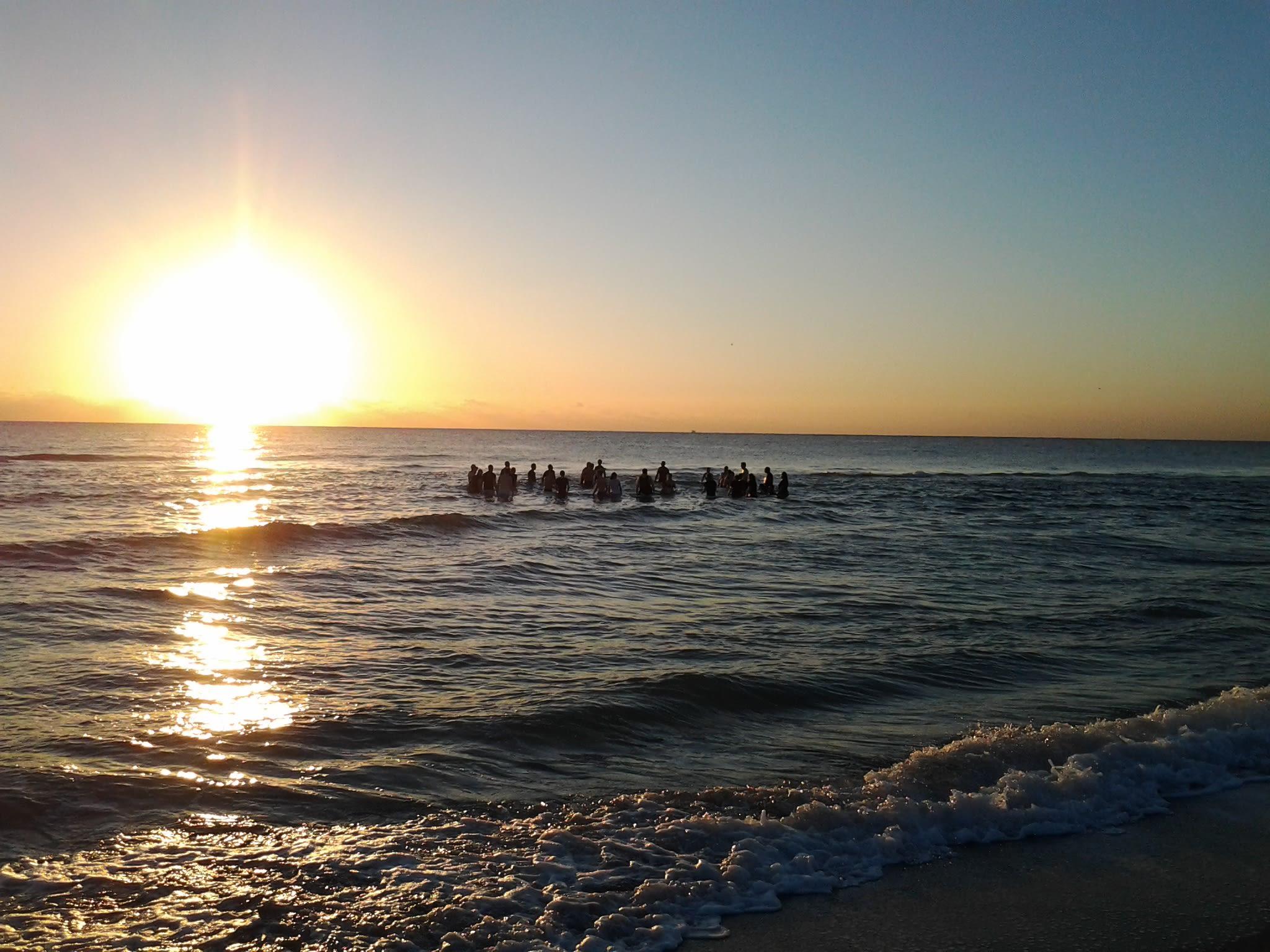 Beach Training This Saturday!!! in Davie and Cooper City - Traditional Taekwon-Do Center Of Davie