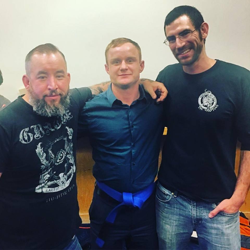 Jason C., Dark Horse Brazilian Jiu Jitsu Testimonials