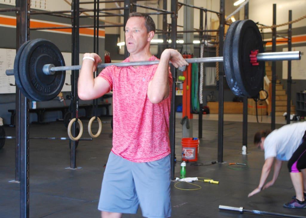 WildFire CrossFit Brian Behrens
