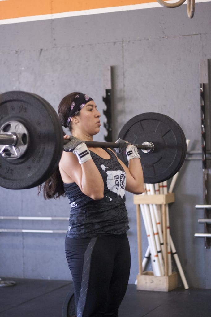WildFire CrossFit Bri Maynes