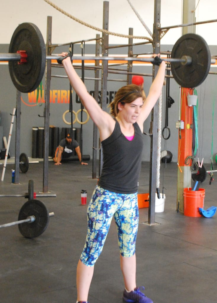 WildFire CrossFit Staci Budde