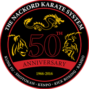 Nackord Karate System Jim Beale