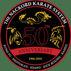 Nackord Karate System Rusty Ferguson