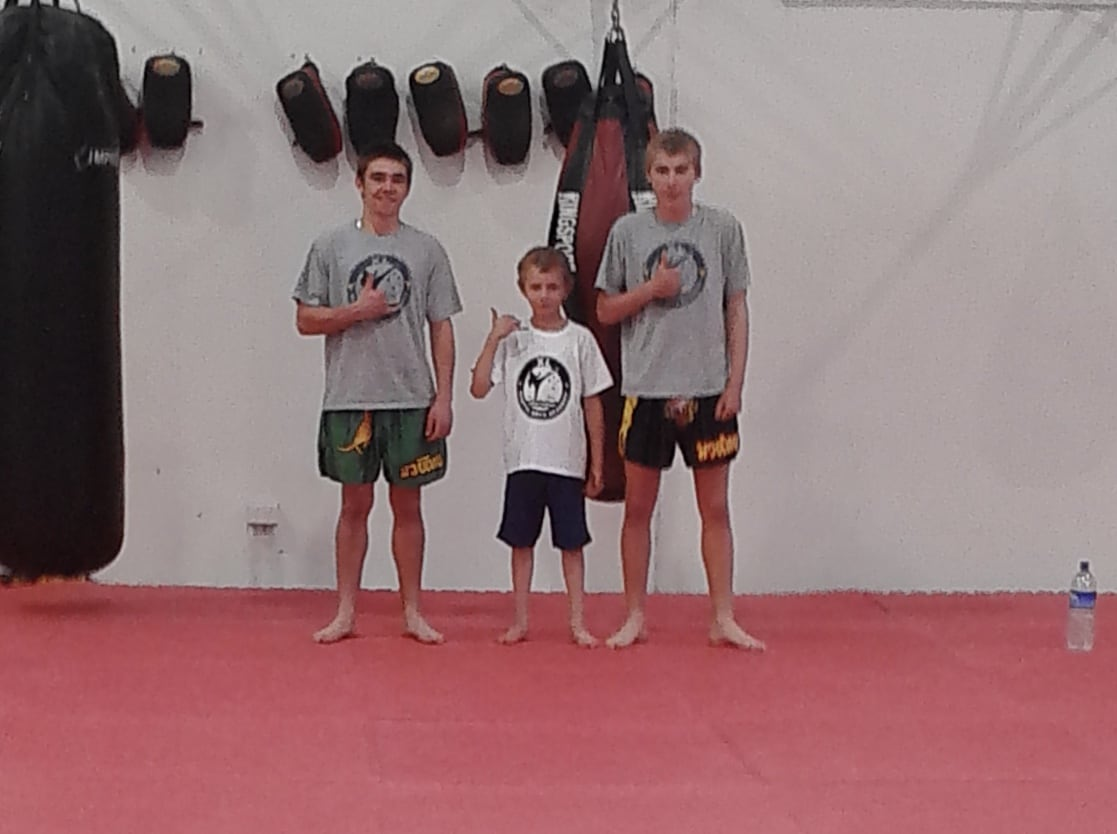 Tyson G.(8 years old), XL Martial Arts Academy Testimonials