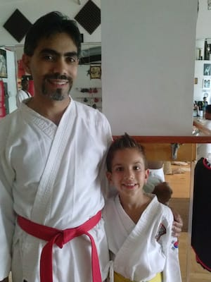 Taj M , Traditional Taekwon-Do Center Of Davie Testimonials