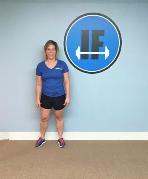 Tracey Cote, Individual Fitness Testimonials