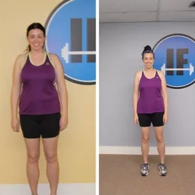 Mary Noce, Individual Fitness Testimonials