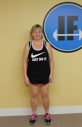 Becky Coble, Individual Fitness Testimonials