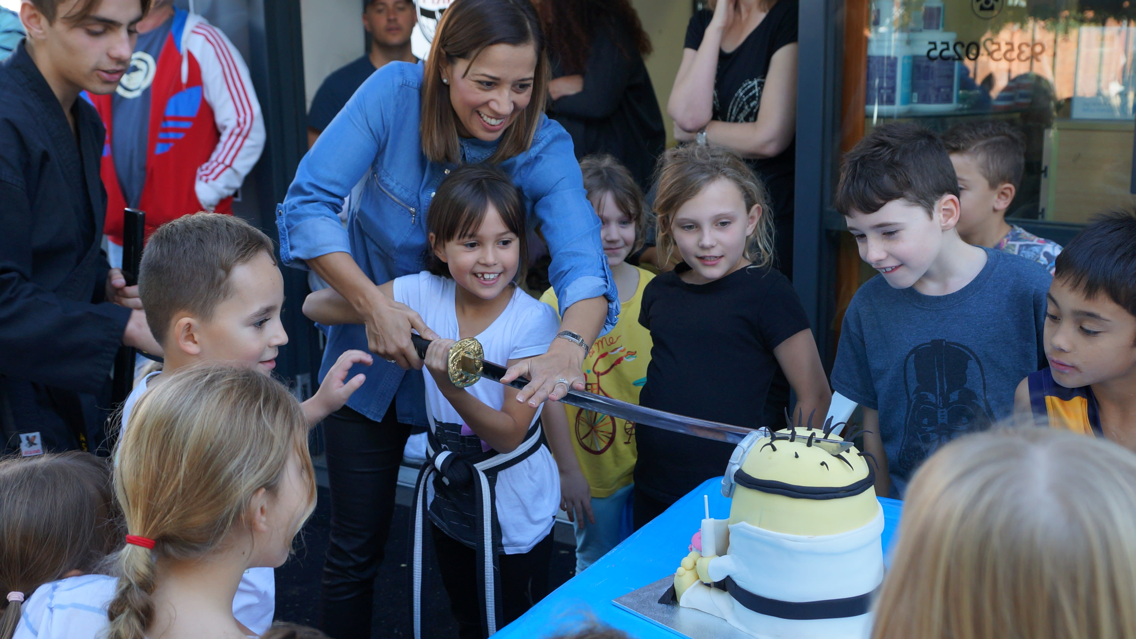 KARATE BIRTHDAY PARTIES in East Victoria Park - Advanced Martial Arts & Fitness