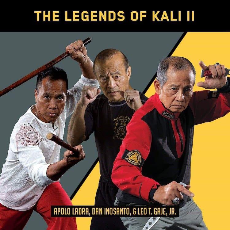 Legend of Kali II Seminar in Norwood