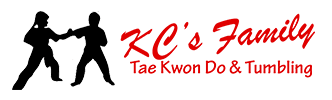 KC's Family Tae Kwon Do Logo