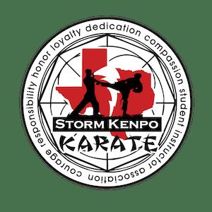 Texas Storm Kenpo Karate Logo