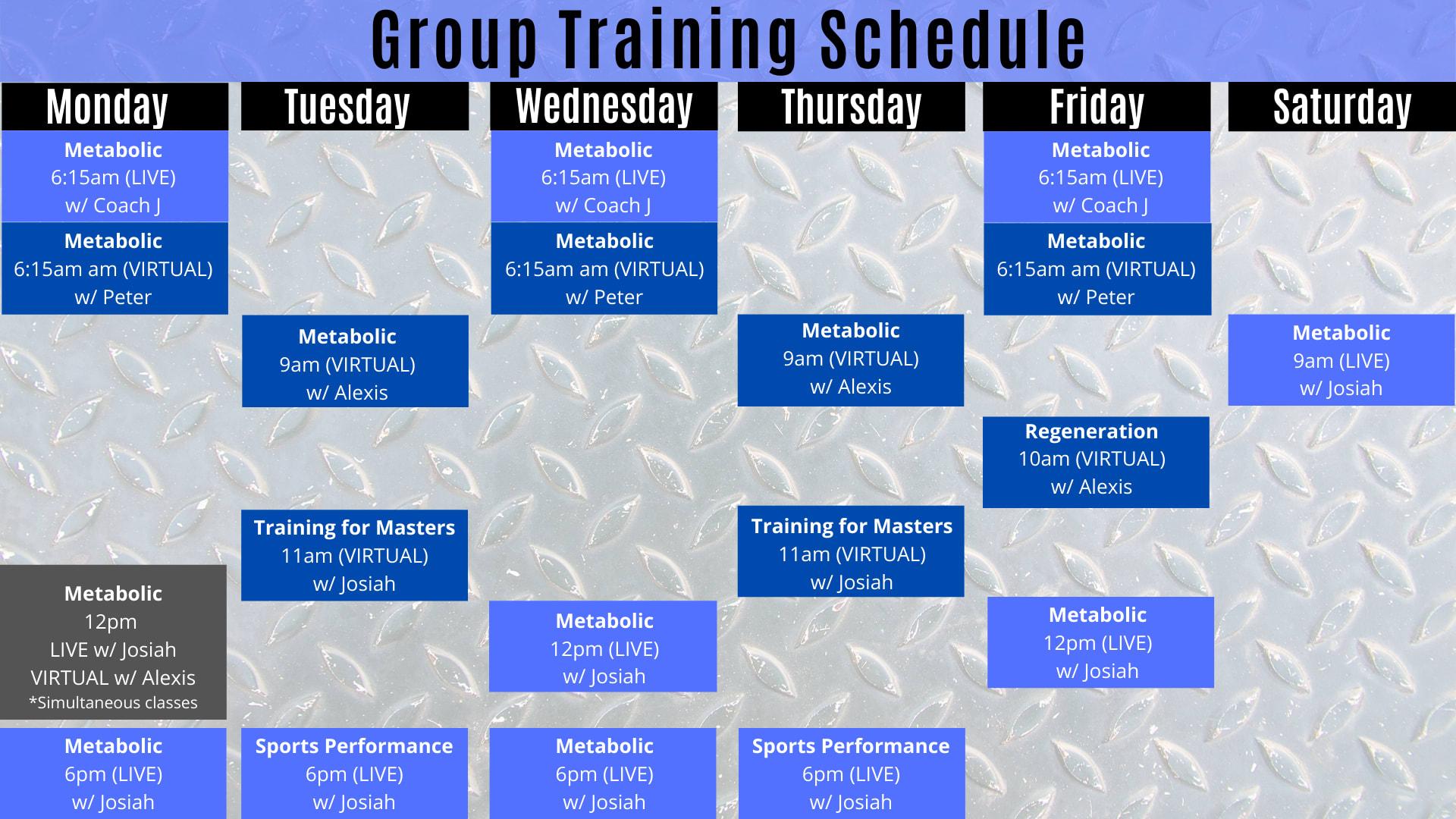 Personal Training near Santa Barbara