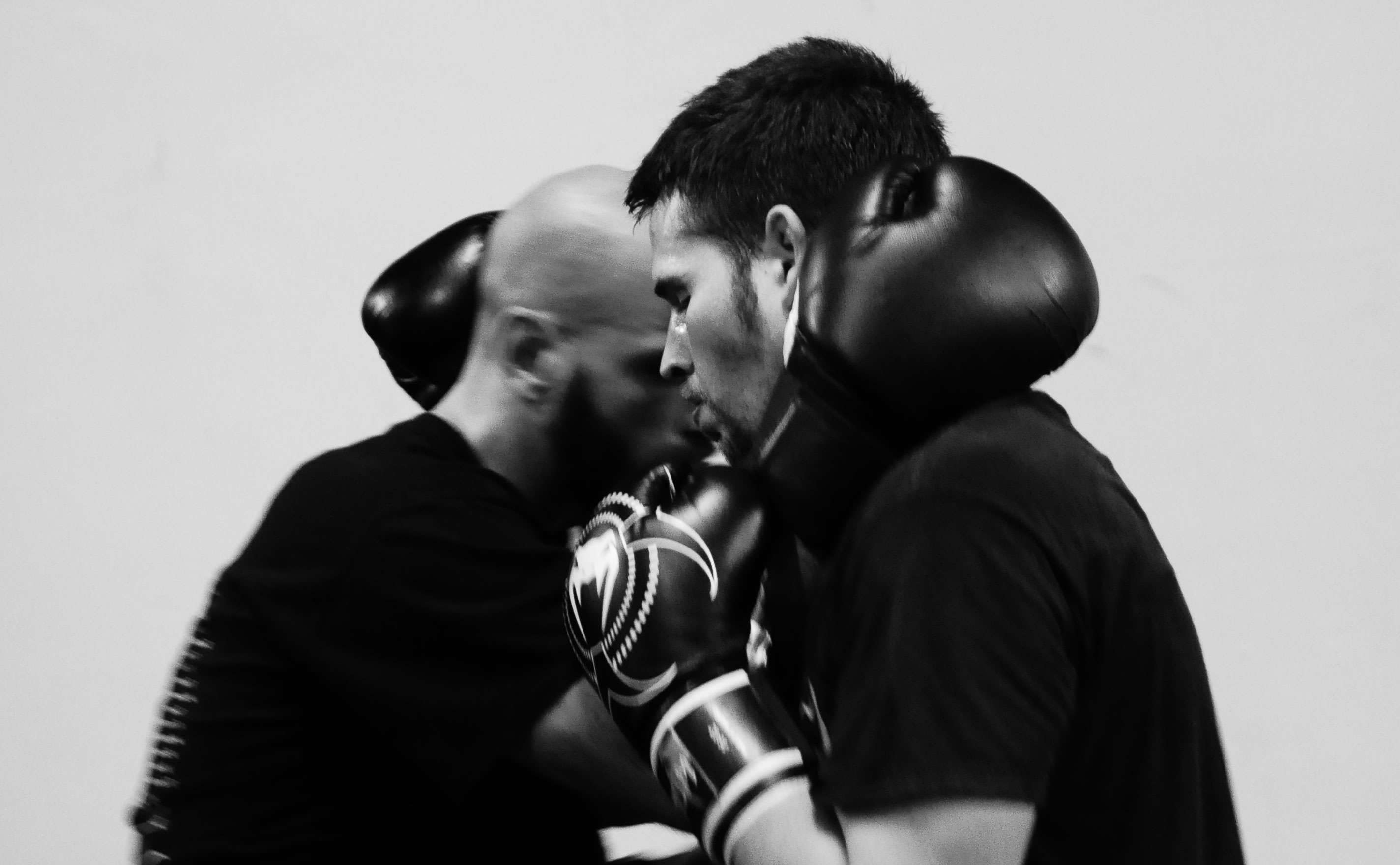 Sparring Series - L2 and Higher  in Raleigh  - Krav Maga Raleigh