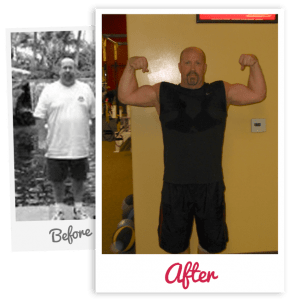 Mike - Personal Training and Nutrition, The Training Spot Testimonials