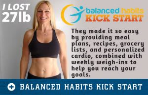 Shelley - Balanced Habits Kick Start, The Training Spot Testimonials