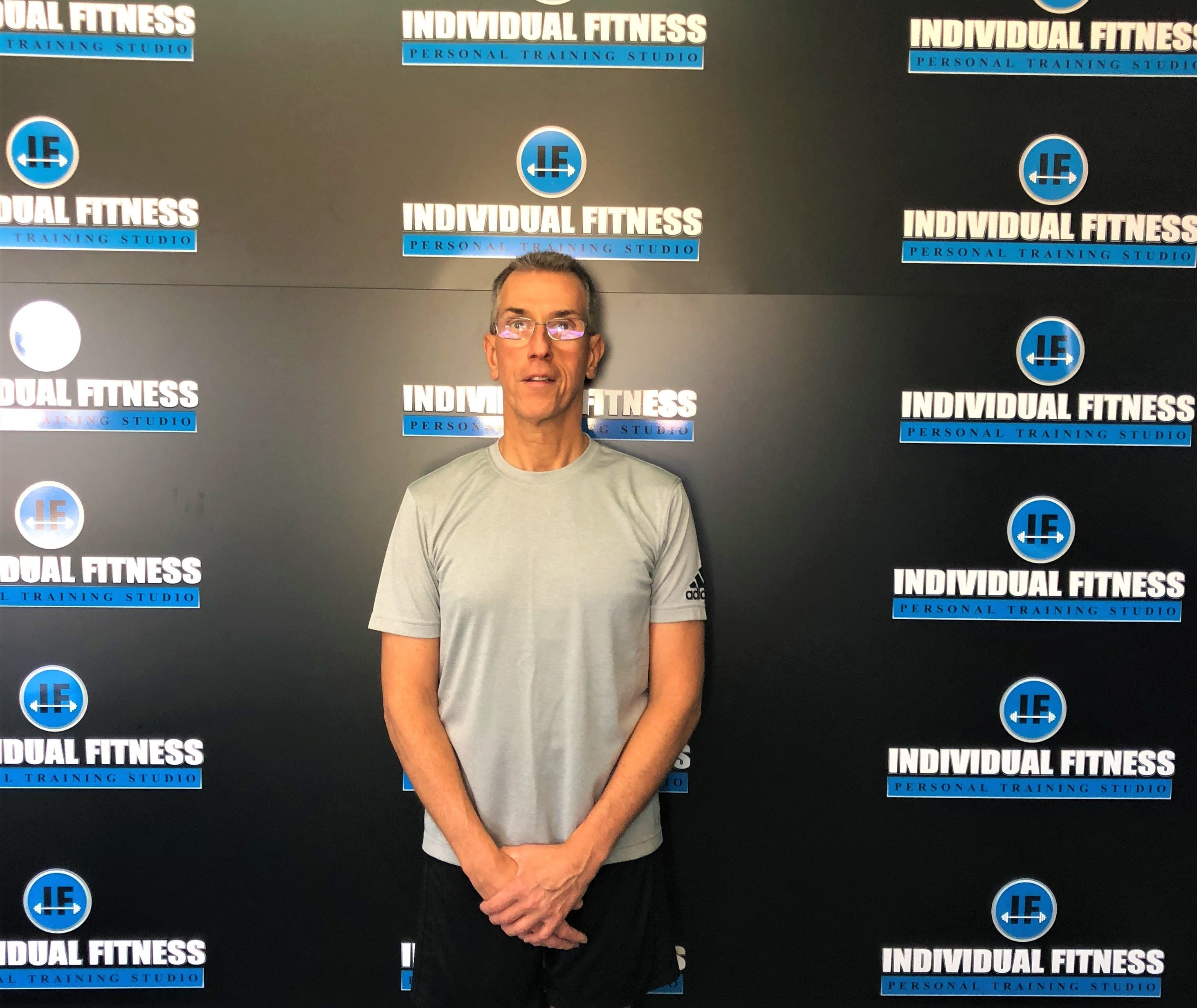 Steve Brown, Individual Fitness Testimonials