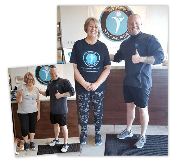 Eval, Wisconsin Personal Fitness Testimonials