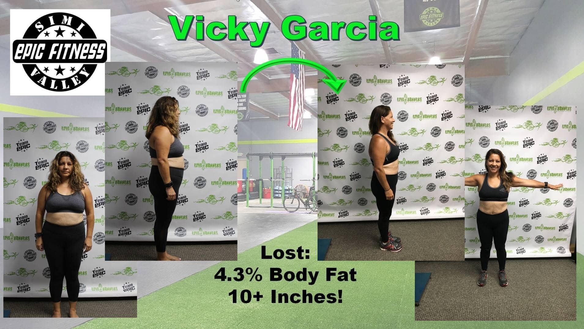 Spartanloka Garcia , Epic Fitness Testimonials