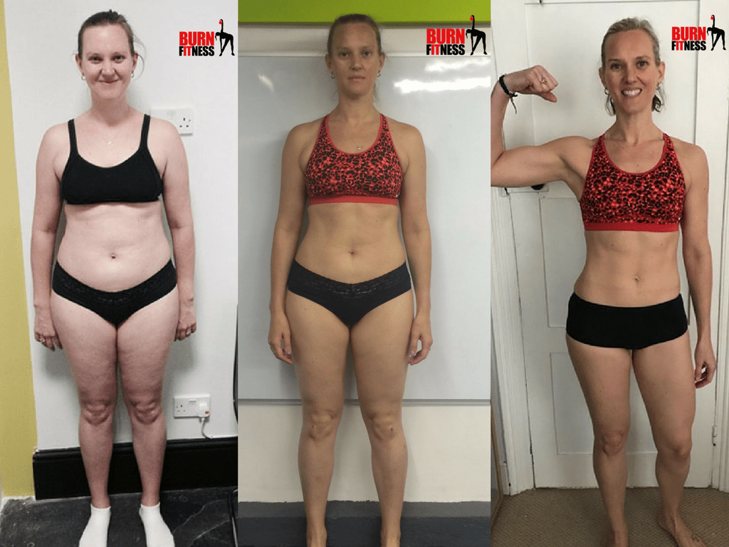 Meredith Wilkinson, Group Personal Training, Burn It Fitness testimonials