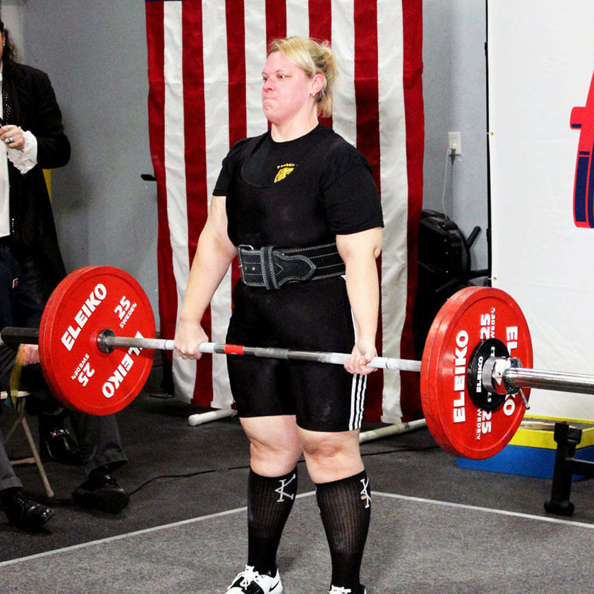 Shannon Fary, CrossFit Dark Athletics Testimonials