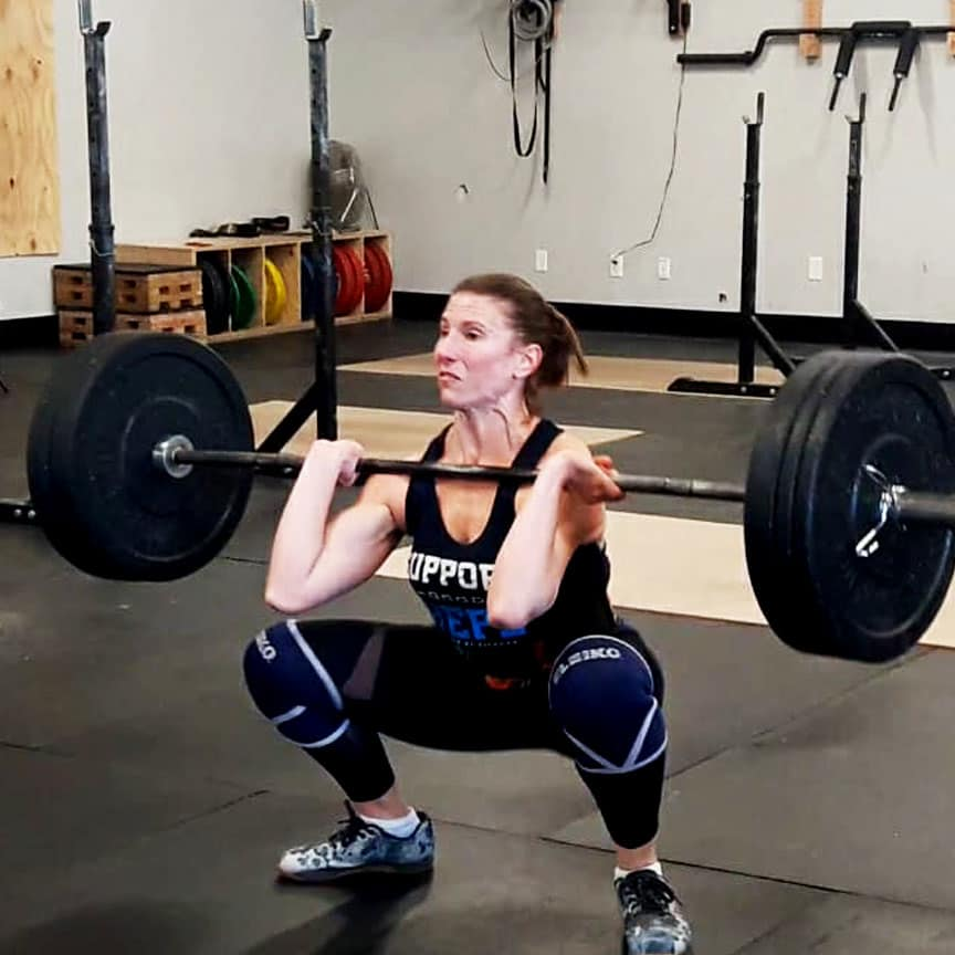 Dana K. , CrossFit Dark Athletics Testimonials