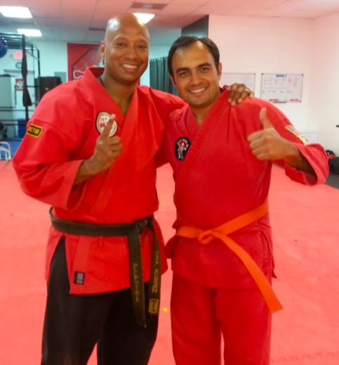 Kick Fit Martial Arts Fernando Benavides