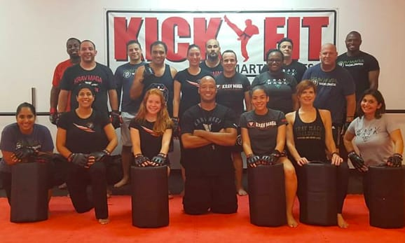 Kick Fit Martial Arts The Hernandez Family