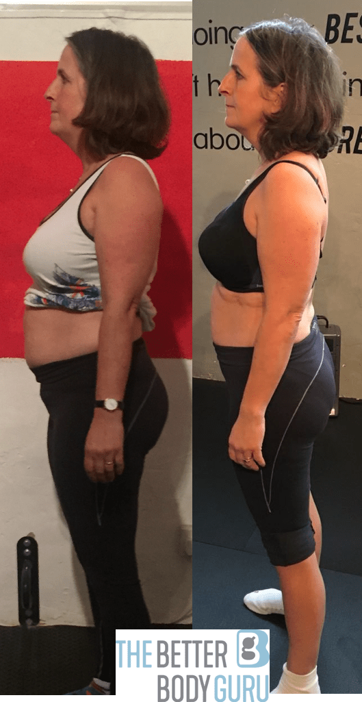 Jane, The Better Body Guru Testimonials