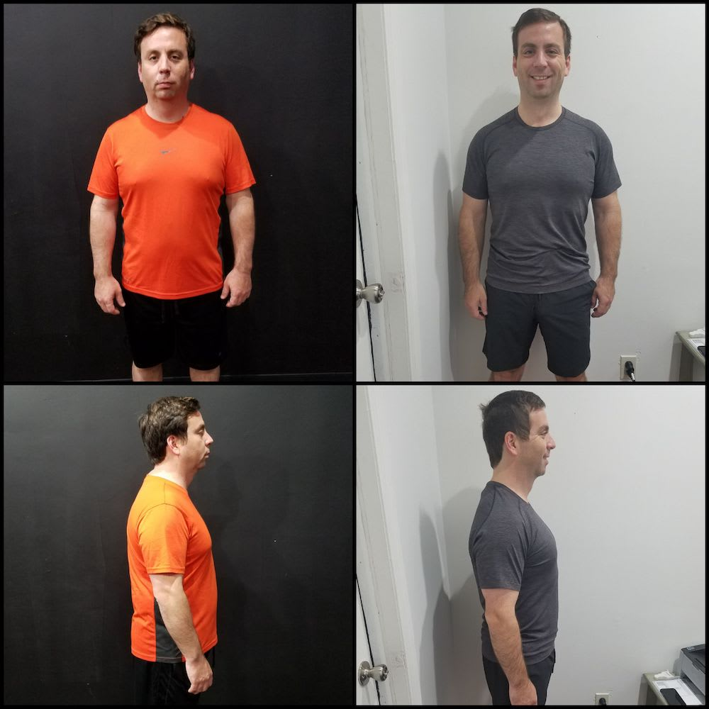 Juan, Power Health and Performance Testimonials