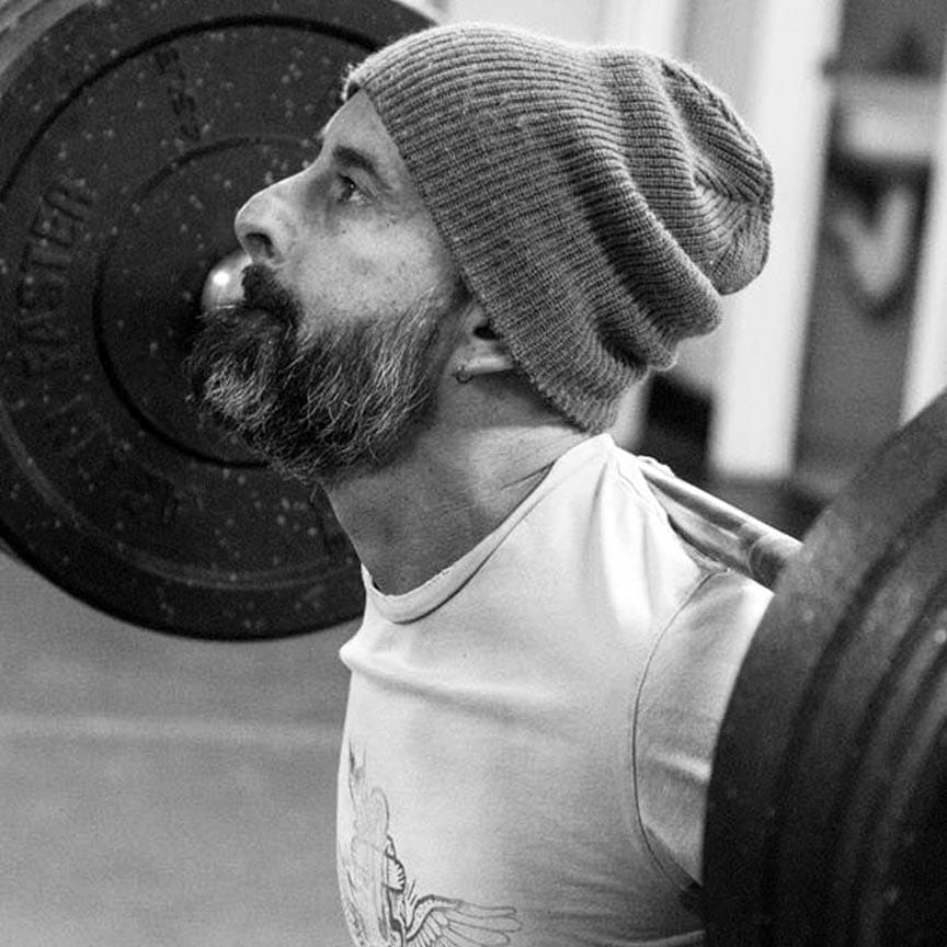 CrossFit Dark Athletics Corey Hudson