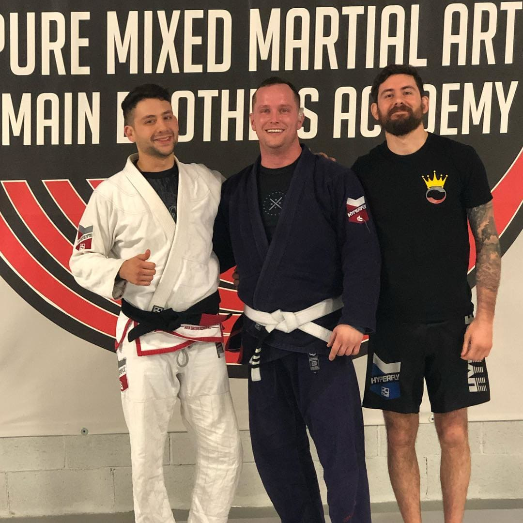 Pure Mixed Martial Arts Ty Manly