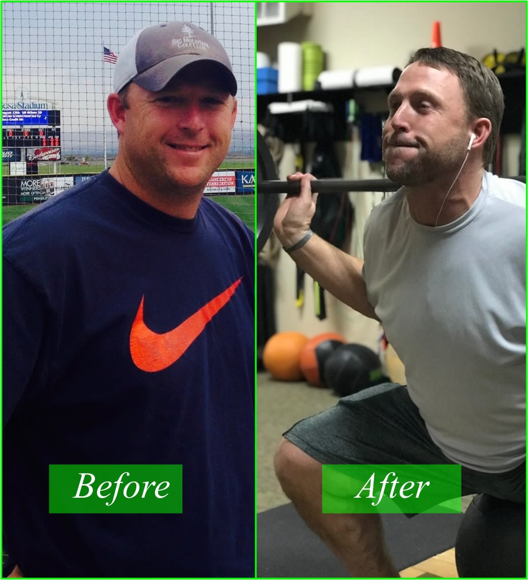 Main Street Fitness Frustrated, he changed how he approached fitness to be consistent & accountable.