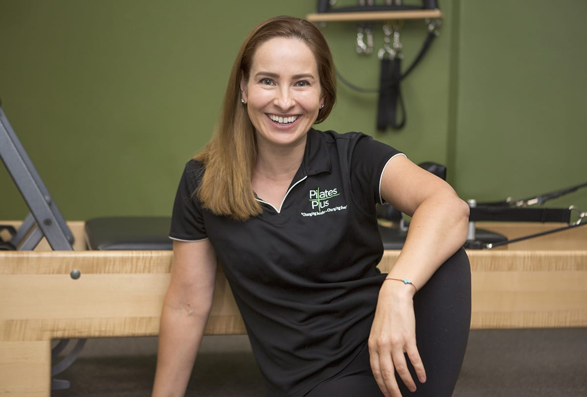 Vicki Haramis in Highett - Pilates Plus Lifestyle Studio