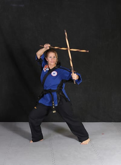 Sensei Vickie in Clearwater - TOP Martial Arts