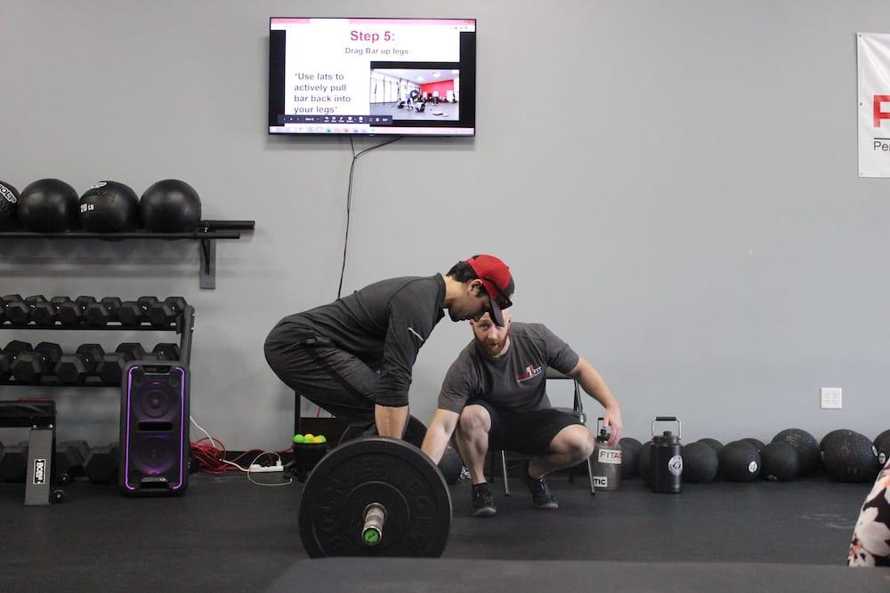 Personal Training near San Antonio