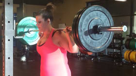 Kristin Donadio in Henderson - Anthem Fitness