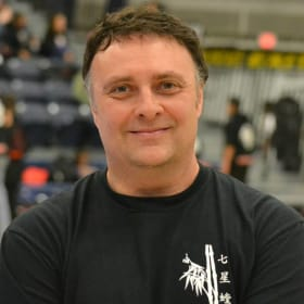 Danny K. in Niagara Falls - Niagara Kung Fu Academy