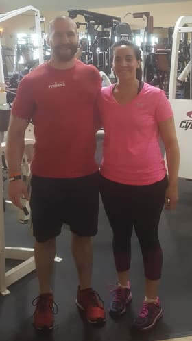 Cristina Testimonial in Oak Creek - Oak Creek Fitness