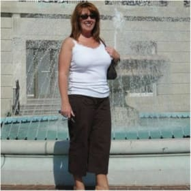 Karen Sinacore - Bristol, PA in Levittown - Amerikick Martial Arts