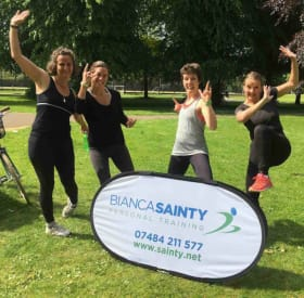 Cathy S    in Hammersmith - Bianca Sainty Personal Training