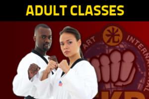 Adult Martial Arts in Novi - Ayerst Choi Kwang Do