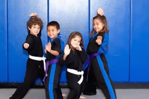 Kids Martial Arts in Orange - World Champion Karate