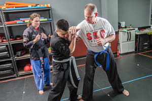 Adult Karate in Martinez - Seigler's Karate Center