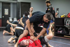 Mixed Martial Arts in Martinez - Seigler's Karate Center
