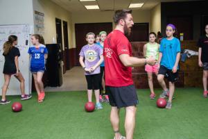 Athlete Training in Wilmington - CrossFit Ares