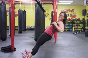 TRX Training in Windsor - Kersey Kickbox Fitness Club