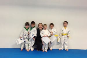 Tiny Tigers Martial Arts in Shawnee - American Sport Karate Centers