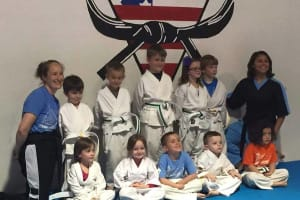 Little Dragons Martial Arts in Shawnee - American Sport Karate Centers